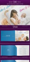 Baby - Brochure Template by DOMDESIGN