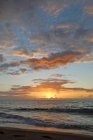 Beautiful Kauai Sunset by MogieG123