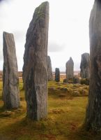 Callanish Stones by Daisy919