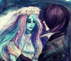 Corpse Bride by manulys