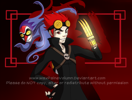 Jack Spicer by MaxPaineVolumn