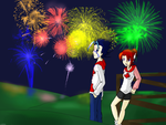 Canada Day for Two by Kitsaku