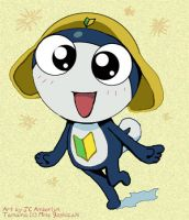 Sgt. Frog- Tamama by WolfWhiskers