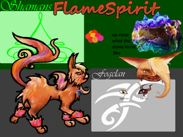 FlameSpirit by Gone4awhile2