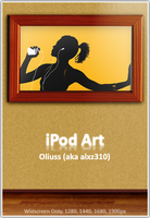 iPod Art by Oliuss