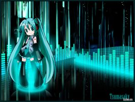 Equalizer Hatsune Miku by potemagico