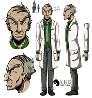 Dr. Augur by TSoutherland