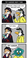 I draw stupid things for tiny achievements on FA by OEmilyThePenguinO