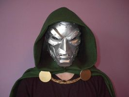 Dr. Doom Mask by MalottPro