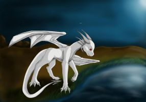 Night of the White Dragon by MissRiverstyxx