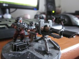 Heavy weapon team two by Stanfar
