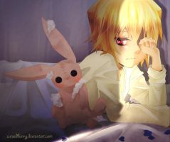 Vincent Nightray: Whaddoyouwant at this time Gil? by CursedBunny