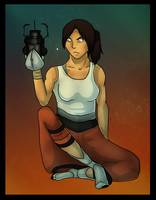 Chell by xPine