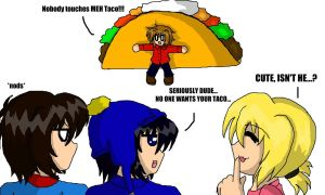This is MEH Taco by Cassyhattori63