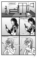 A Life with Fang Ch 01 Pg 07 by trixdraws
