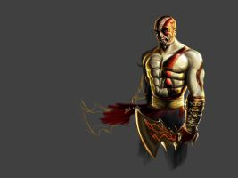Kratos by JGBRUNO