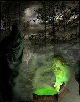 Summoning Death by jclairem