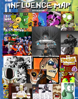Influence Map V.2 by JTtheLlama