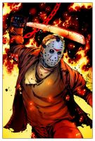 Jason Voorhees by 7MoonLight7