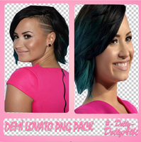 Demi Lovato Png Pack by DellyAlbi