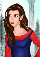 Disney Style Arwen by hollano
