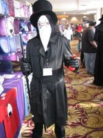 Plague Doctor Cosplay 2 by JoeZep5