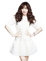 [PNG25] SNSD's TaeYeon for Ceci by exotic-siro