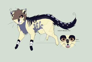 Single Cat Auction CLOSED by HazeAdopts