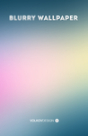 Blurry iPhone wall by OtherPlanet