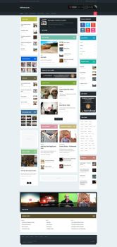 Sparkler - Responsive Wordpress Magazine Theme by ZERGEV