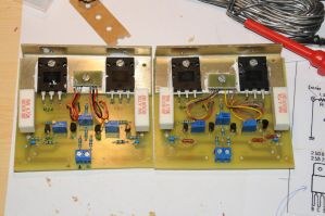 Hiraga Amplifier test panels by Seth890603