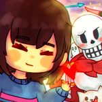 Undertale icon by Kimiyon
