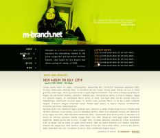 m-branch.net by untrue