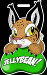 Jellybean Custom Badge by Frisket by OurMassHysteria