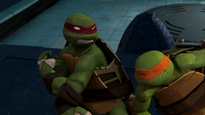 Raph is Angry by April-O-Neil