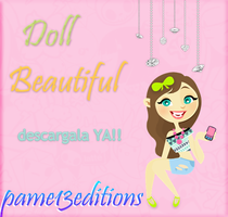 Doll Beautiful-pame13editions by pame13editions