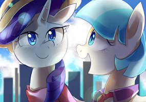 long time no see! by SION-ARA