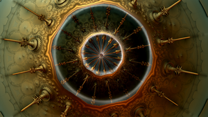 The Eye of The Fractal by killerethyl