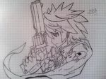 Elsword Deadly Chaser by thehandle18