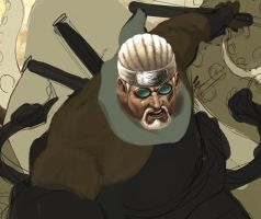 WIP Killer Bee by earache-J