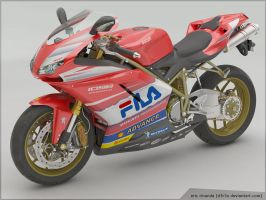 DUCATI_vray2WP by D3r3x