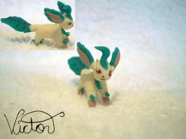 470 Leafeon by VictorCustomizer