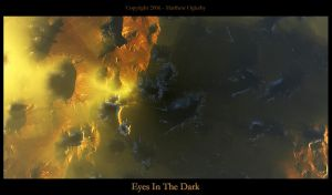 Eyes in the Dark by oggyb
