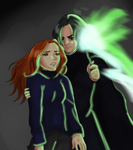 Snape x Lily: Don't You Dare Harm Her by itanatsu-chan