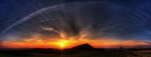 Germany Pyramide Panorama by stg123