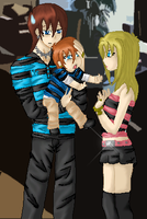 I Don't Want to Go With Daddy by JoyKaiba