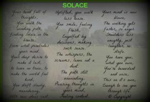 Solace by Deviantinterested