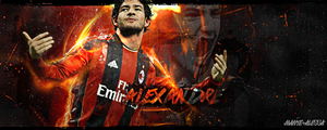 Alexandre Pato by Mante27