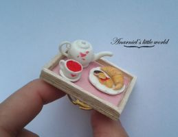 Breakfast ring by anarniell