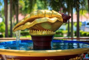 Little fountain by sacso